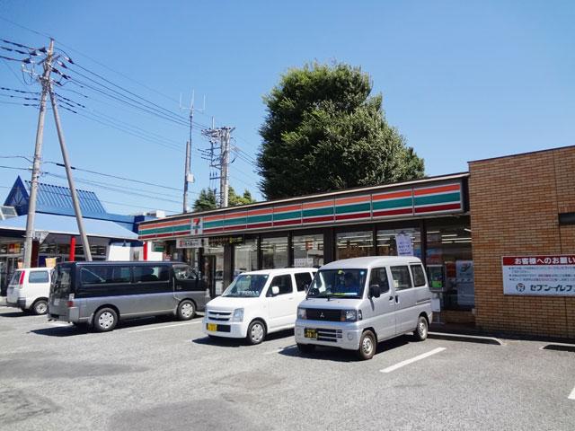 新井宿駅のエリア情報5