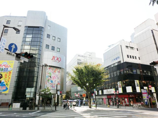 静岡駅のエリア情報3