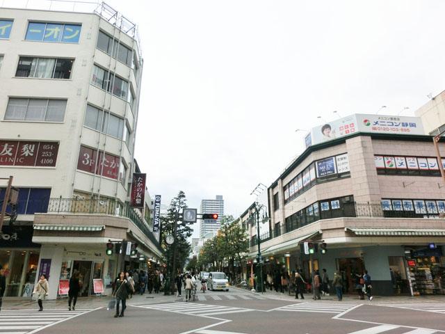 静岡駅のエリア情報4