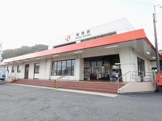 興津駅のエリア情報1