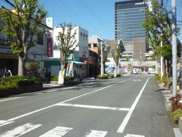 草薙駅のエリア情報2