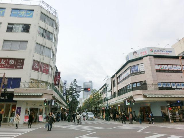 静岡駅のエリア情報2