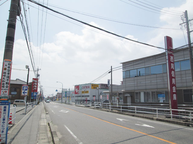 西岡崎駅のエリア情報4