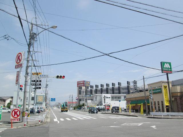 西岡崎駅のエリア情報5