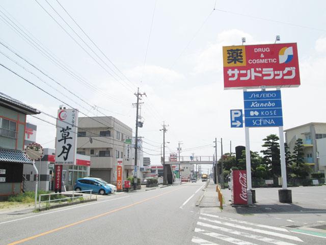 西岡崎駅のエリア情報6