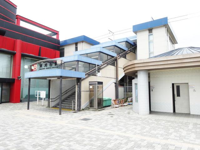 東刈谷駅のエリア情報1