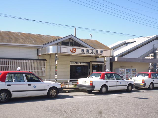 西富士宮駅のエリア情報1