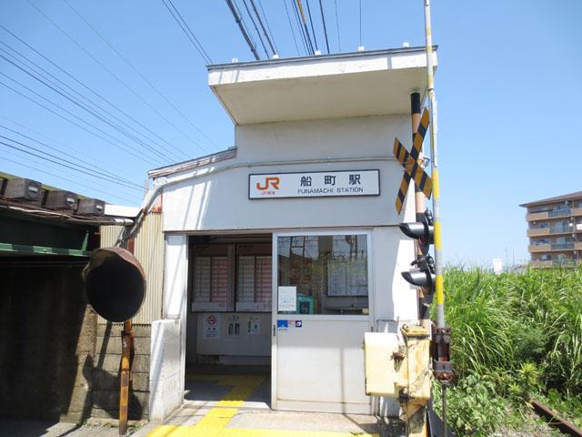 船町駅のエリア情報1
