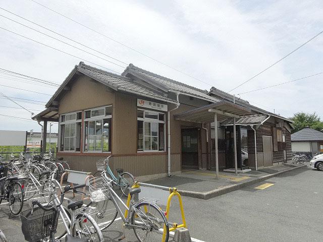 野田城駅のエリア情報1