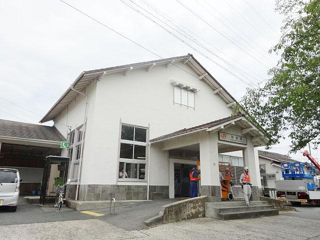 新城駅のエリア情報1