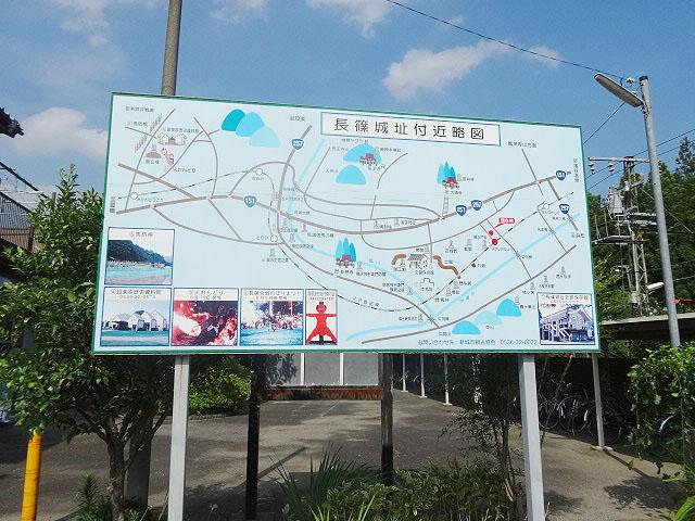 長篠城駅のエリア情報7