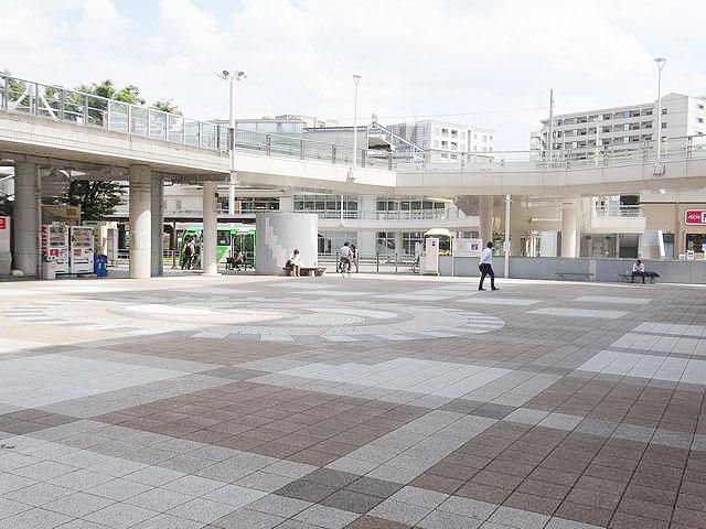 勝川駅のエリア情報1