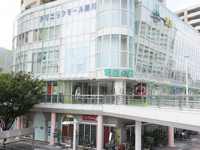 勝川駅のエリア情報12