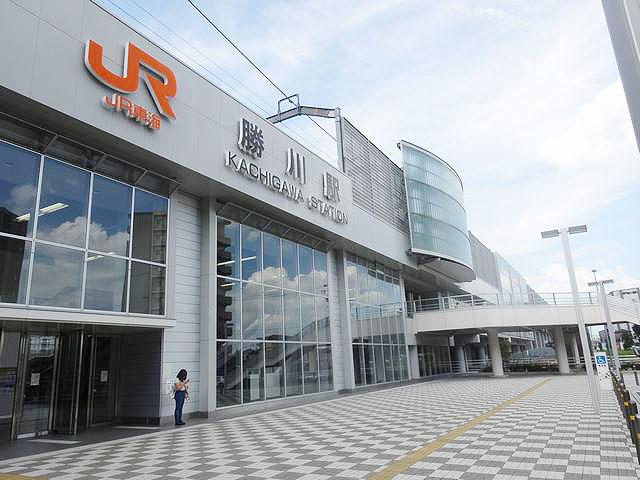 勝川駅のエリア情報3