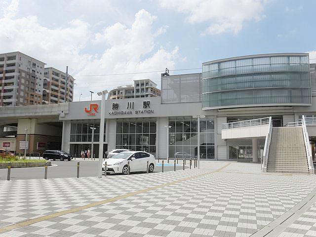 勝川駅のエリア情報6