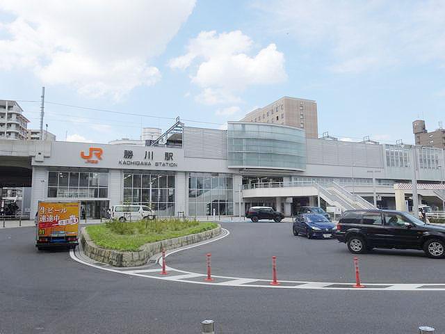 勝川駅のエリア情報9