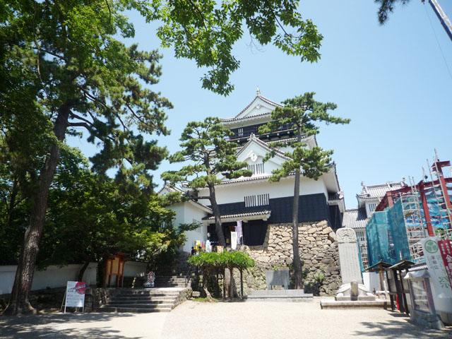 中岡崎駅のエリア情報4