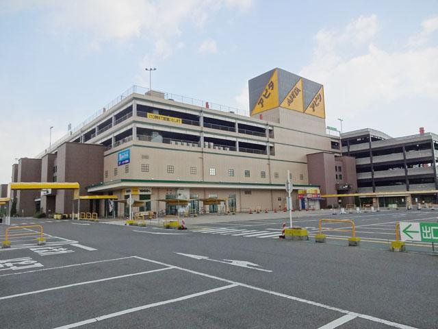北岡崎駅のエリア情報3