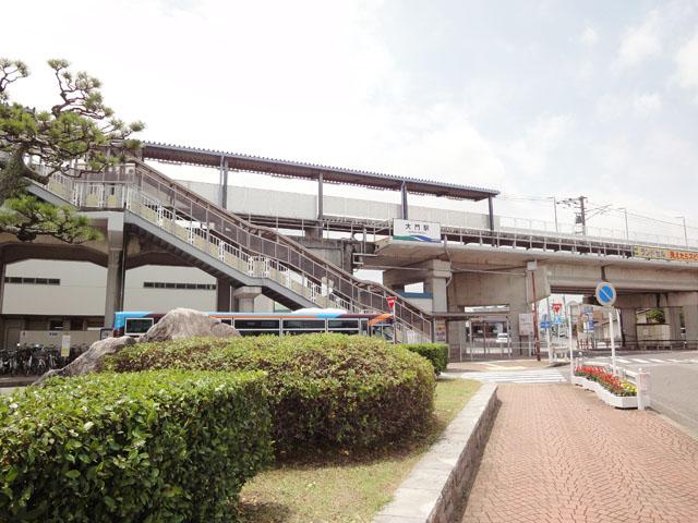 大門駅のエリア情報1