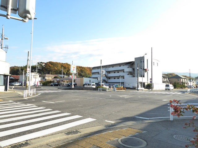 山口駅のエリア情報1