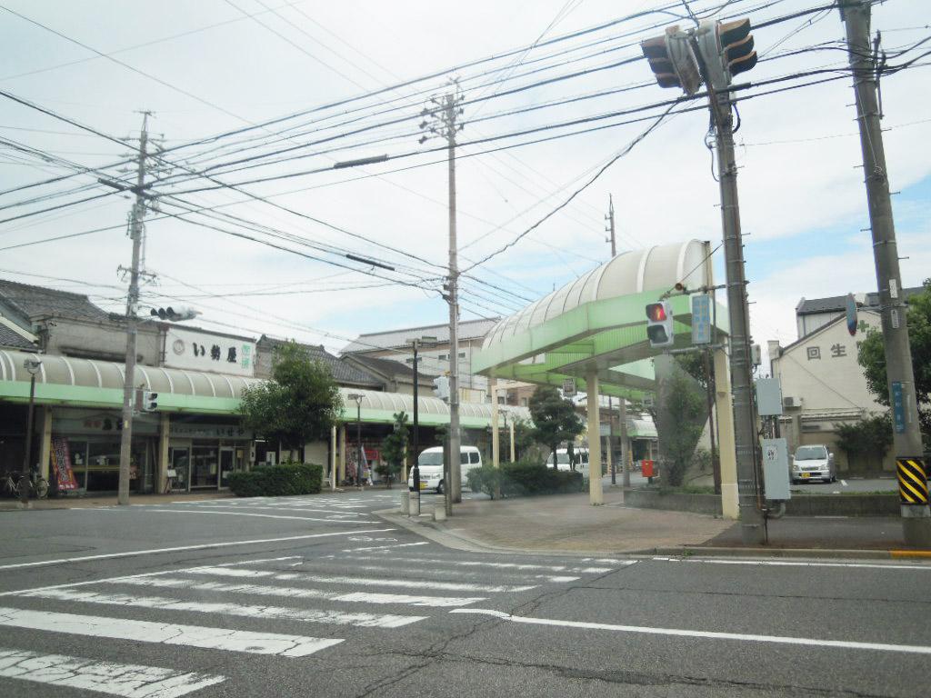 四日市駅のエリア情報1