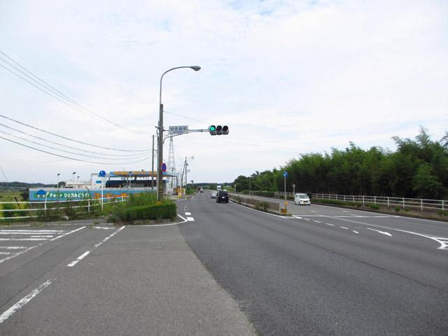 加佐登駅のエリア情報4