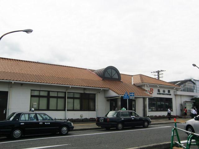 亀山駅のエリア情報2