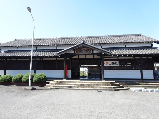 一身田駅のエリア情報1