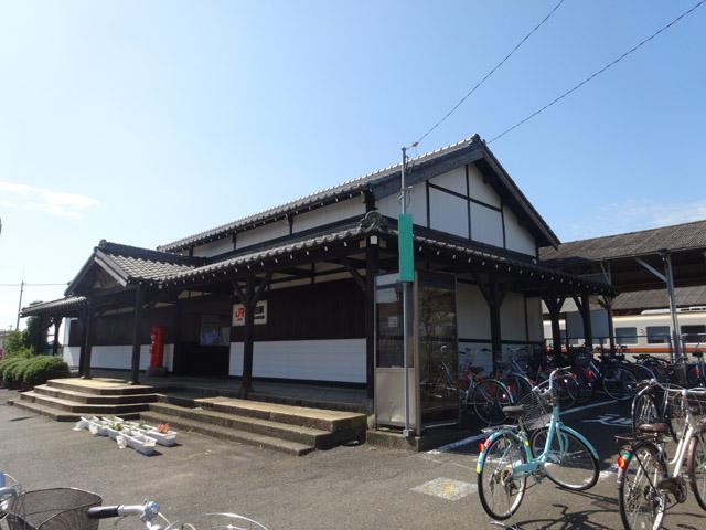 一身田駅のエリア情報2