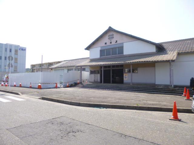 阿漕駅のエリア情報1