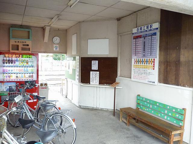 岳南江尾駅のエリア情報2