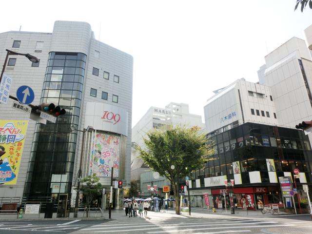 新静岡駅のエリア情報1