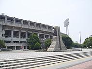 県総合運動場駅のエリア情報1