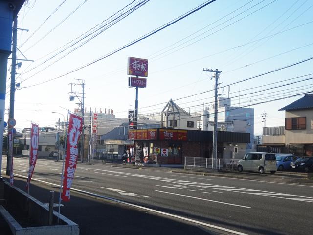県総合運動場駅のエリア情報5