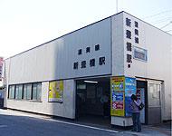 駅前駅のエリア情報6