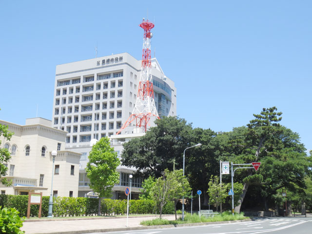 市役所前駅のエリア情報4