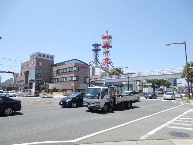 市役所前駅のエリア情報5