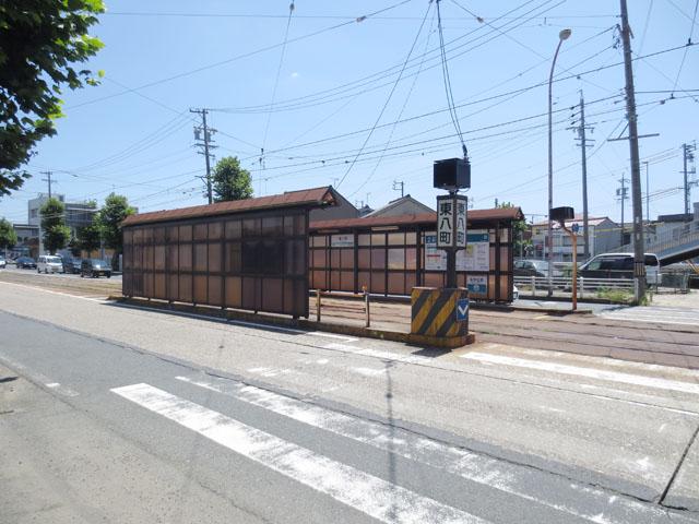東八町駅のエリア情報1