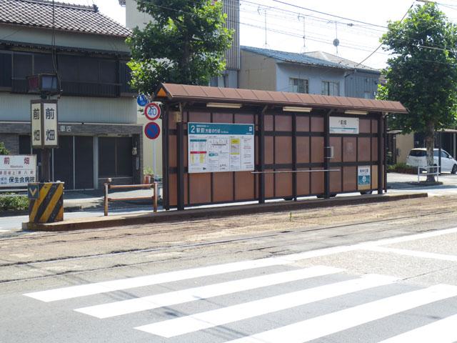 前畑駅のエリア情報1