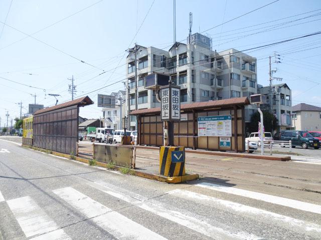 東田坂上駅のエリア情報2