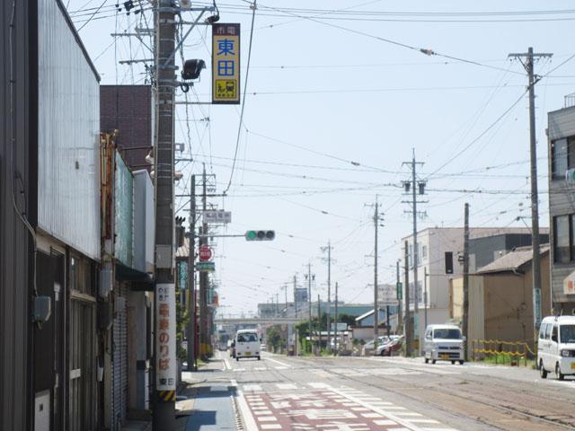 東田駅のエリア情報1