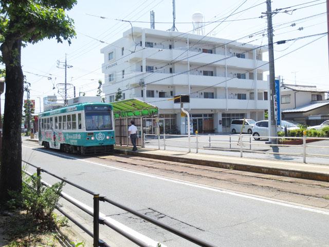 運動公園前駅のエリア情報1