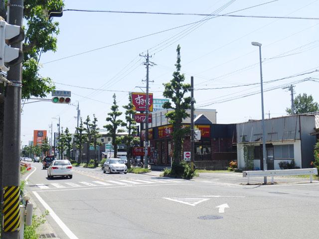 運動公園前駅のエリア情報2