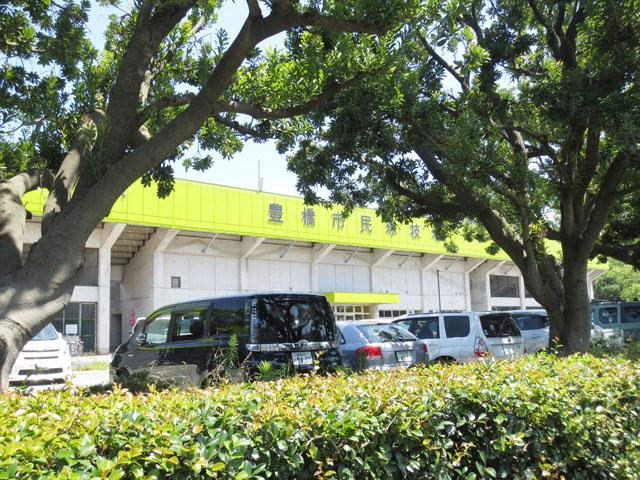 運動公園前駅のエリア情報3
