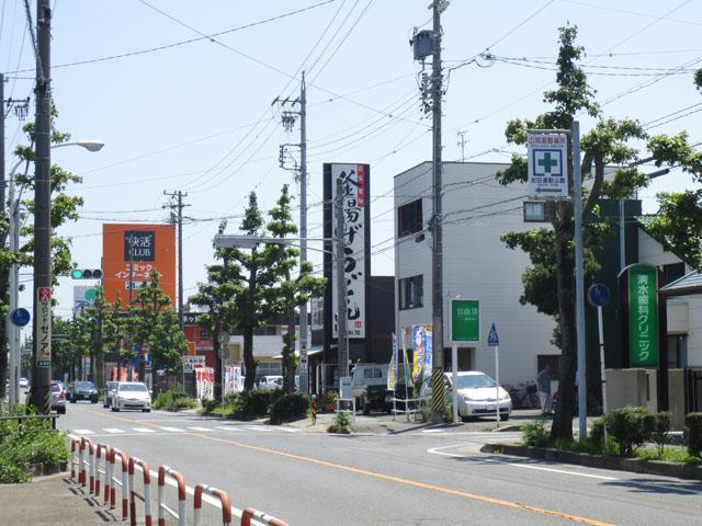 運動公園前駅のエリア情報4