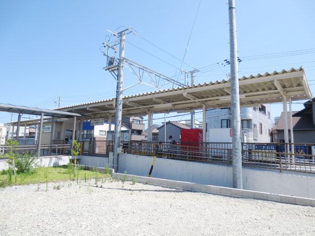 柳生橋駅のエリア情報1