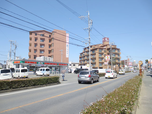 柳生橋駅のエリア情報4
