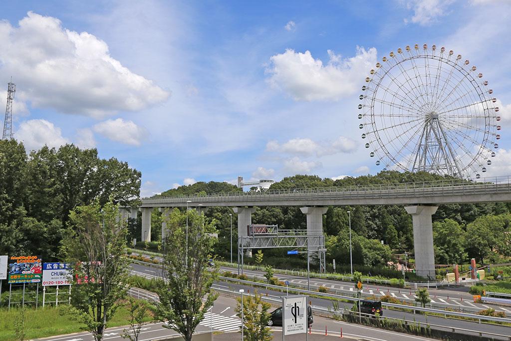 愛・地球博記念公園駅のエリア情報1