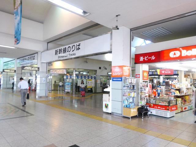 豊橋駅のエリア情報3