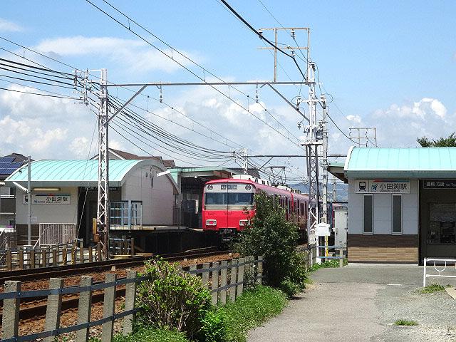 小田渕駅のエリア情報1